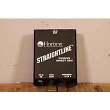 Used Horizon Straightline Passive Direct Box