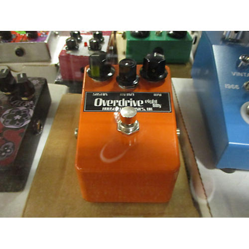 In Store Used Used Hudson Electronics Overdrive Eight Fifty Effect Pedal