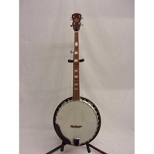In Store Used Used IMPORT BANJO Natural Banjo