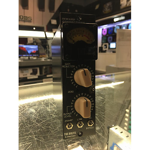 In Store Used Used INWARD CONNECTIONS THE BRUTE LIMITER Rack Equipment