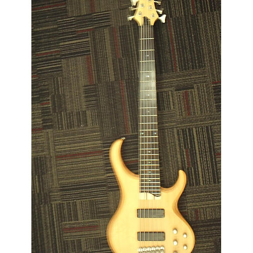 In Store Used Used Ibanez BTB 756 Natural Electric Bass Guitar