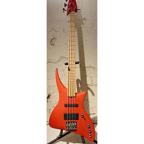 In Store Used Used Infeld Andreas Red Electric Bass Guitar