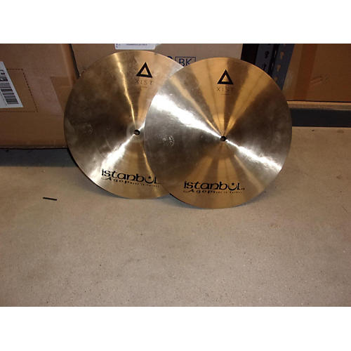 In Store Used Used Instanbul 14in Agop Xist Cymbal