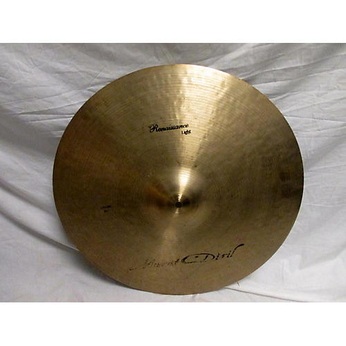 In Store Used Used Istanbul 20in RENAISSANCE LIGHT Cymbal
