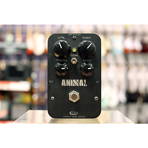 In Store Used Used J Rockett Animal Effect Pedal