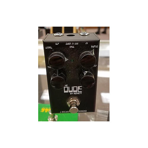 In Store Used Used J Rockett The Dude Effect Pedal