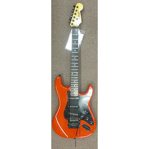 In Store Used Used J.b. Player Double Cut Red Solid Body Electric Guitar
