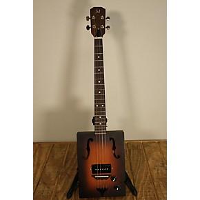 used james neligan cask hogshead 1 2 tone sunburst electric guitar guitar center. Black Bedroom Furniture Sets. Home Design Ideas