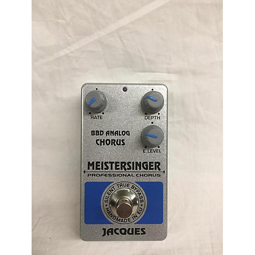 In Store Used Used JAQUES MEISTERSINGER Effect Pedal