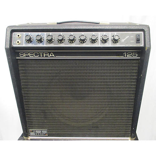 In Store Used Used JMF Spectra 125 Guitar Combo Amp