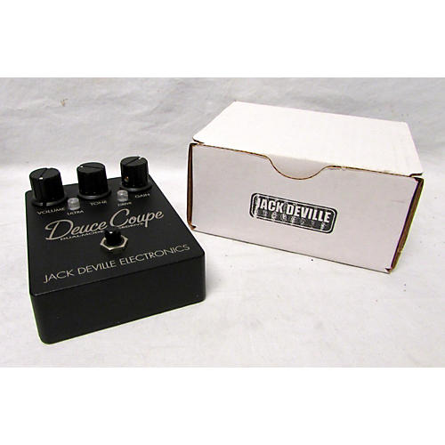 In Store Used Used Jack Deville Electronics Deuce Coupe Effect Pedal