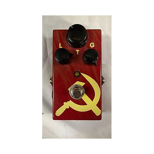 In Store Used Used Jam Pedals Red Muck Effect Pedal