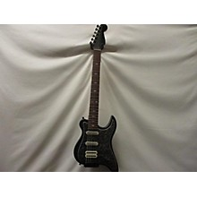 Used Jamaxe Mini Black Electric Guitar