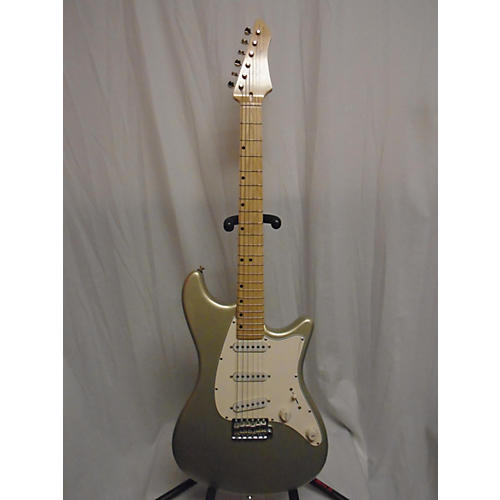 In Store Used Used John Page Ashburn SSS Silver Solid Body Electric Guitar