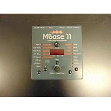 Used Jomox MBase11 Synthesizer