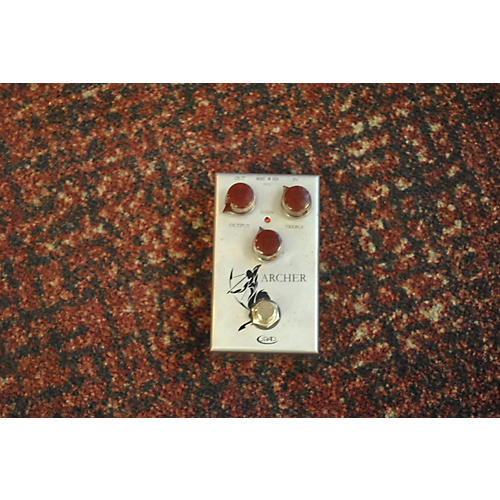 In Store Used Used Jrad Archer Effect Pedal