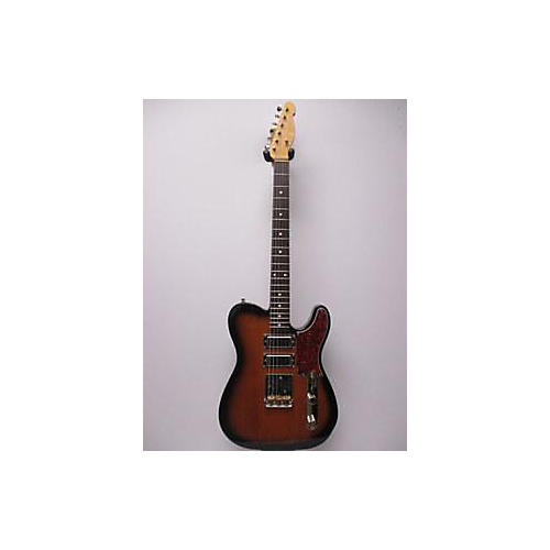 In Store Used Used K-LINE TRUXTON BYRD Sunburst Solid Body Electric Guitar
