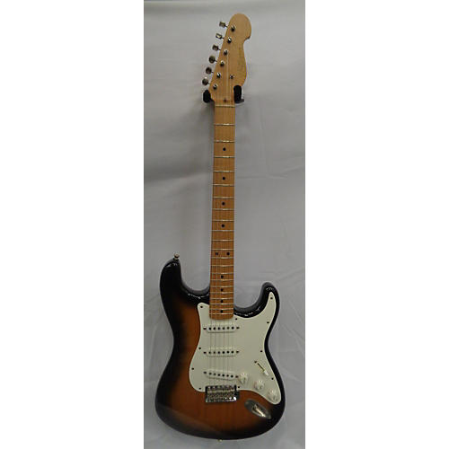 In Store Used Used K Line Springfield 2 Tone Sunburst Solid Body Electric Guitar