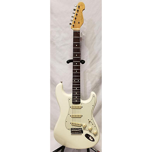 In Store Used Used K Line Springfield White Solid Body Electric Guitar
