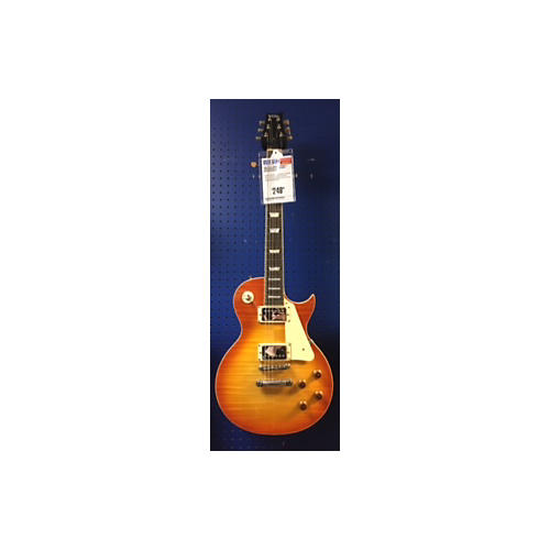 In Store Used Used KEXL SINGLE CUTAWAY 2 Tone Sunburst Solid Body Electric Guitar