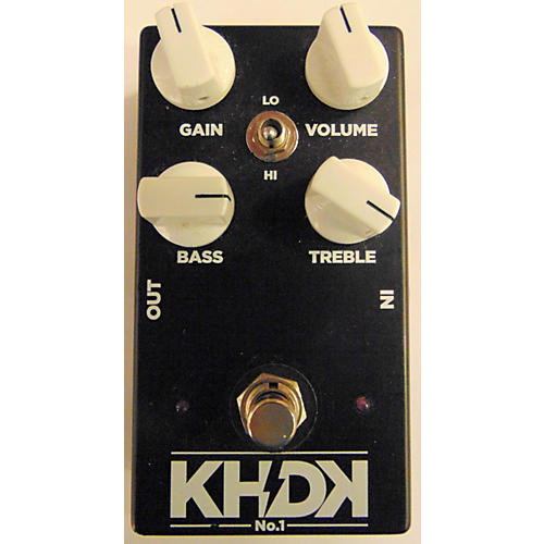 In Store Used Used KHDK No. 1 Effect Pedal