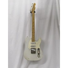 Used KING BEE 3 PICKUP T STYLE Arctic White Solid Body Electric Guitar