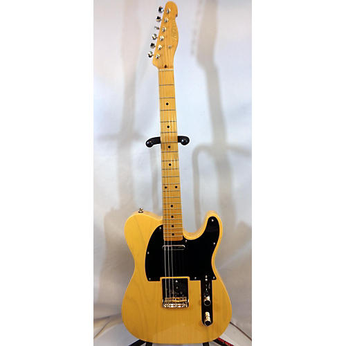 In Store Used Used KLINE TRUXTON Butterscotch Blonde Solid Body Electric Guitar