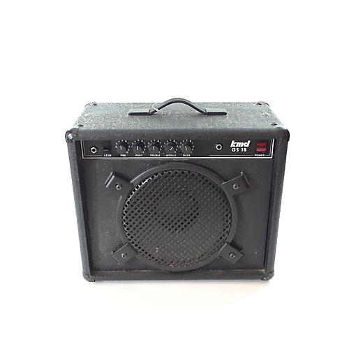 In Store Used Used KMD GS18 Guitar Combo Amp