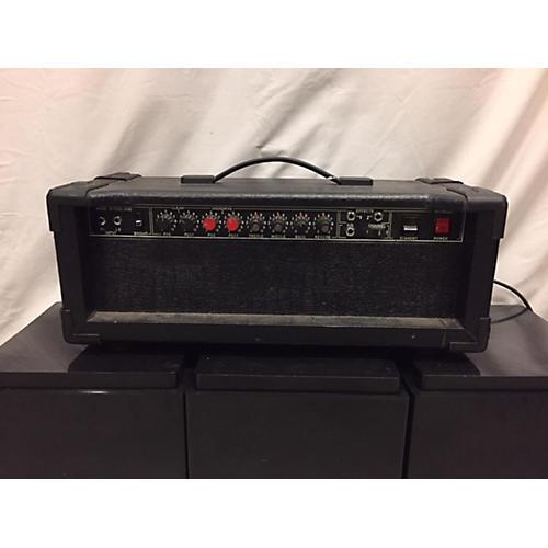 used kmd sound electronics gv100sd tube guitar amp head guitar center. Black Bedroom Furniture Sets. Home Design Ideas