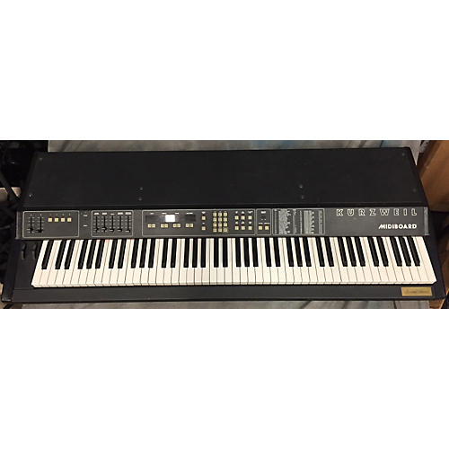 In Store Used Used KURZWELL MIDIBOARD LIMITED EDITION MIDI Controller