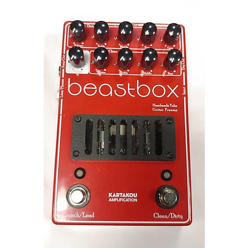 In Store Used Used Kartakou Beastbox Effect Pedal