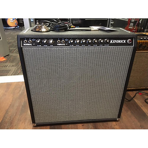 In Store Used Used Kendrick Super Duper Reverb Tube Guitar Combo Amp