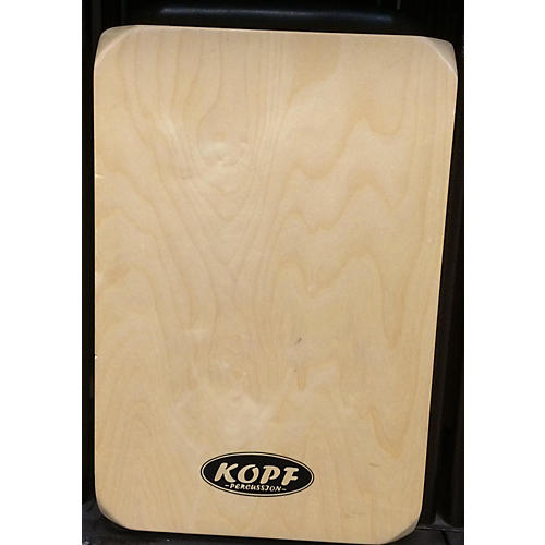 In Store Used Used Kopf Medium S Series Cajon