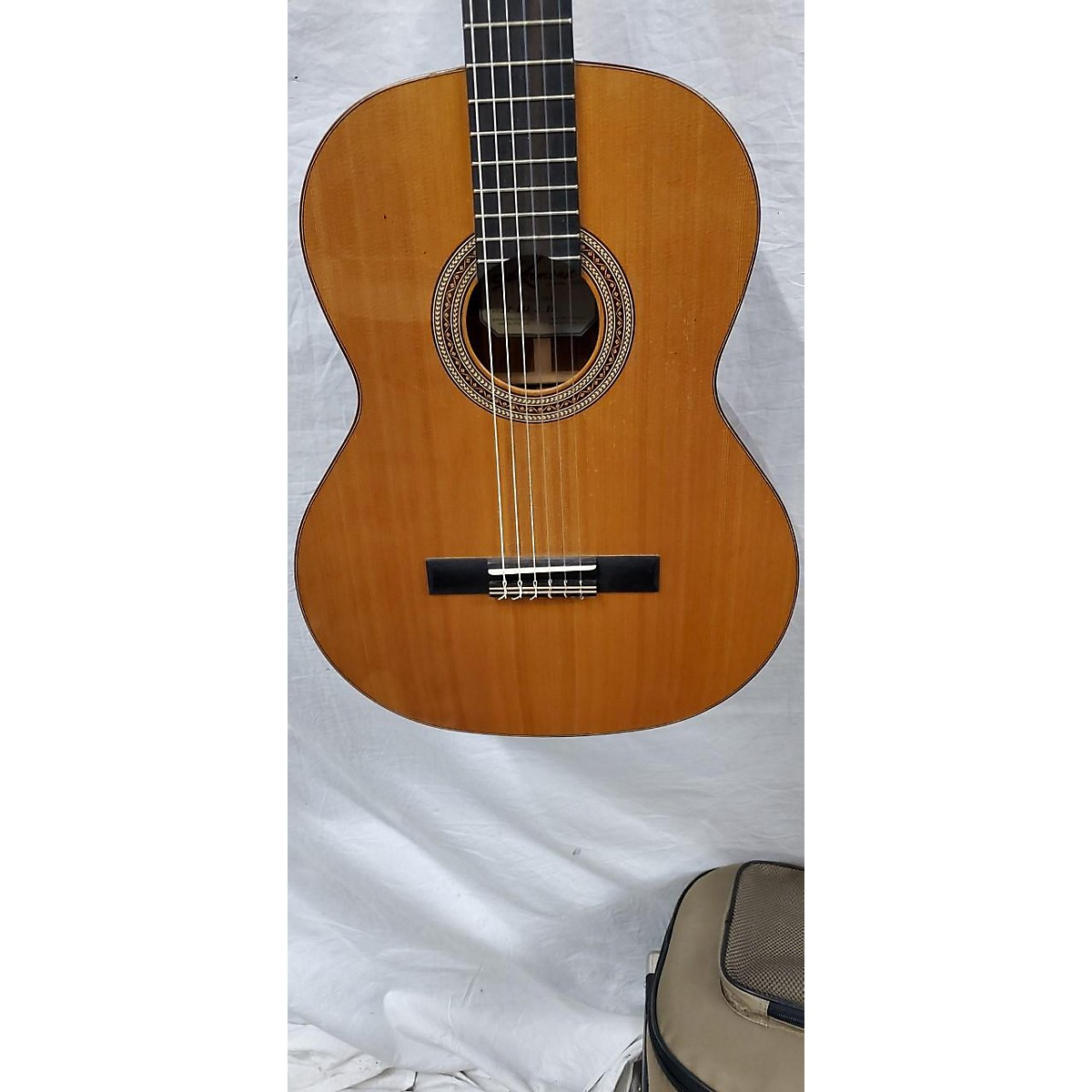 In Store Used Used Krenona Solea Natural Classical Acoustic Guitar