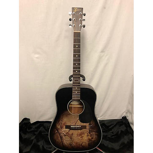 In Store Used Used Krossroad KR-440SB Camo Acoustic Electric Guitar