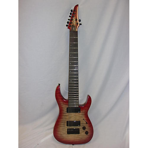 In Store Used Used LEGATOR N8-200 Trans Red Solid Body Electric Guitar