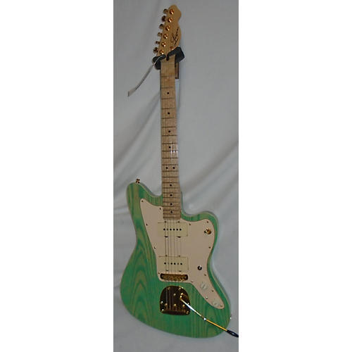 In Store Used Used LOGAN CUSTOM SHOP J SPRING GREEN Solid Body Electric Guitar