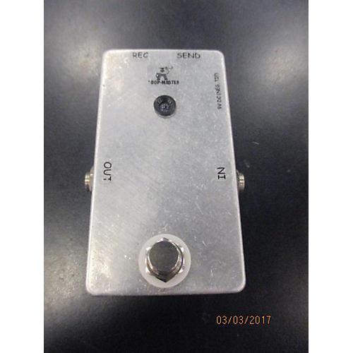 In Store Used Used LOOP MASTER FX LOOP INSERT Pedal
