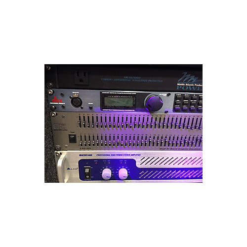 In Store Used Used LTO Macro1400 Power Amp