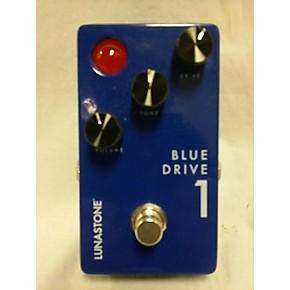 used lunastone blue drive 1 effect pedal guitar center. Black Bedroom Furniture Sets. Home Design Ideas