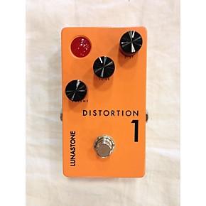 used lunastone distortion effect pedal guitar center. Black Bedroom Furniture Sets. Home Design Ideas
