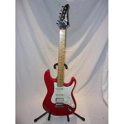 In Store Used Used LYON BY WASHBURN LE2012 Red Solid Body Electric Guitar