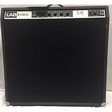 Used Lab Series L6 Tube Bass Combo Amp