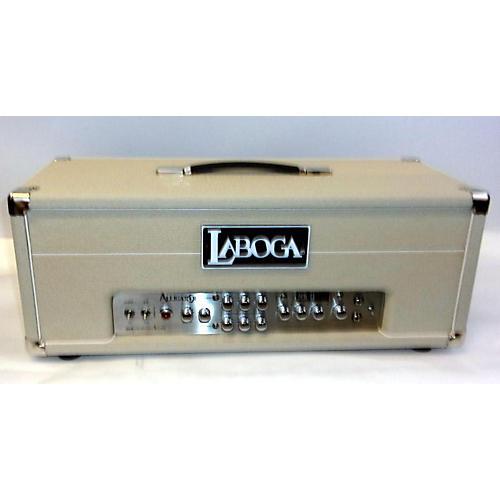 In Store Used Used Laboga Alligator MKII 5200TA Twin EQ Tube Guitar Amp Head