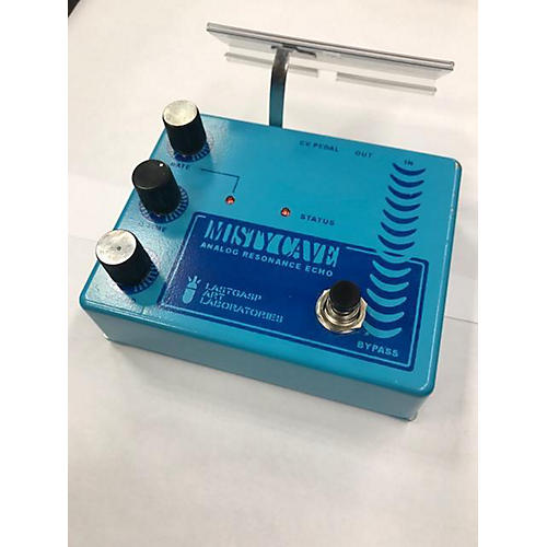 In Store Used Used Lastgasp Art Laboratories Misty Cave Effect Pedal