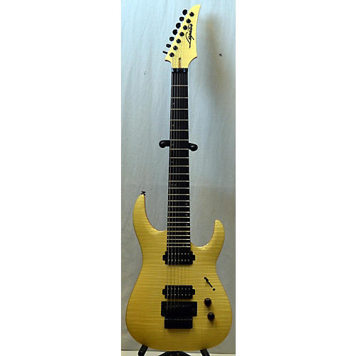 In Store Used Used Legator Music Legator Ninja 350-Pro Natural Solid Body Electric Guitar