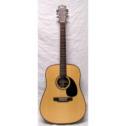 In Store Used Used Leho Lhg D14r Natural Acoustic Guitar