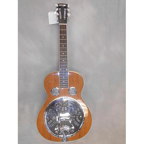 In Store Used Used Liberty Square Neck Resonator Brown Resonator Guitar