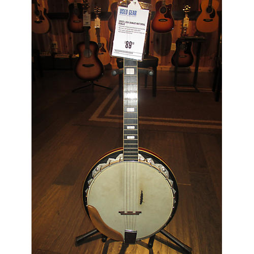 In Store Used Used Lida Banjo Natural Banjo