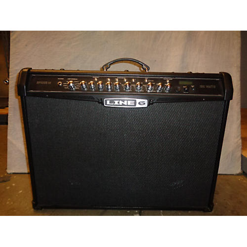 In Store Used Used Line 6 Spider IV 2016 Spider IV 150 Guitar Combo Amp